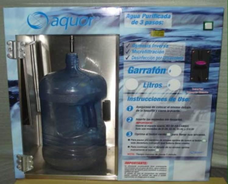 Despachador de Agua para Garrafones